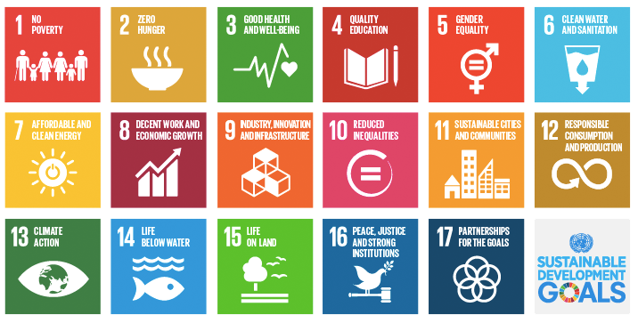 Sustainable Development Logos